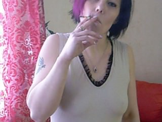 BBW Milf Speed Smoking 1