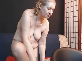 Margarita Elenora SquirtLady Granny show Ass