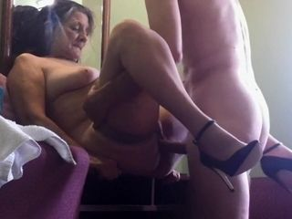 Snobbish heels adult fucked