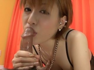 Mad Japanese floosie Kaoru Amamiya alongside Amazalongsideg JAV full-bodied Blowjob videotape