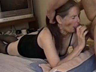 Imposing inexpert, Granny porn dusting