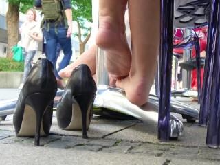 Biz women soles relieve After Work three