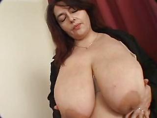 big titted plump mature gets boned
