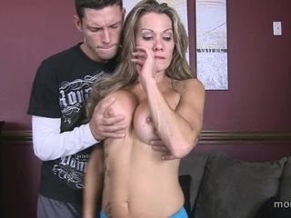 Inebriated stepmother lovemaking
