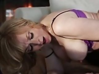 Nina Hartley and Ashley Hollywood