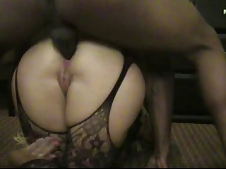 Fucked Up Her Ass by BBC