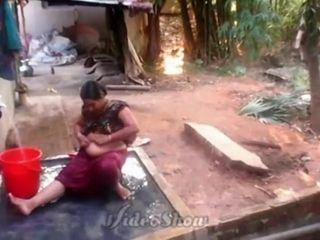 Indian fit together alfresco Shower