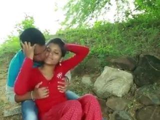 Indian duo park romp