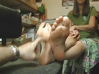 CSS Mature Big Feet 2