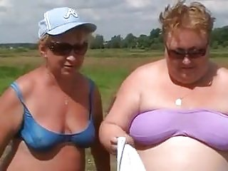 Plumper bathing suit