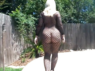 Beauty sexy  ass walking.