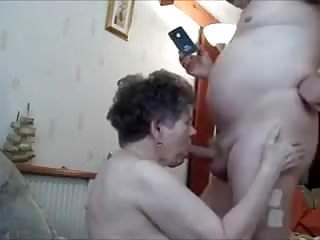 Granny swell up grandpa