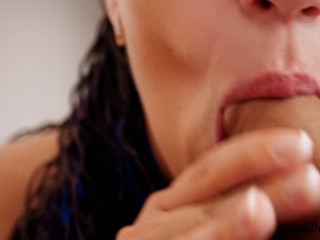 My delicious Lips blow this monstrous penis! Jism gulp! - utter Version