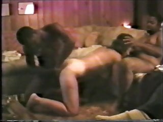 RELOAD mingled - Mrs. Kokel and 2 big black cock