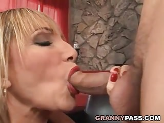 Buxom mummy luvs stiff smashing With youthfull man-meat