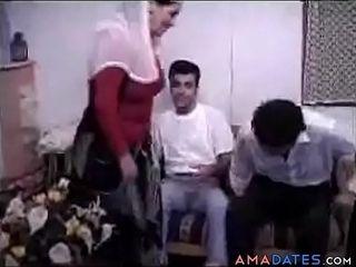 Fledgling HOMEMADE TURKISH fuck-fest movie