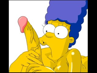 Marge Simpsons porno two