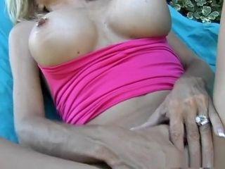 Ultra-kinky pornographic star Lexi Carrington in unbelievable public, mummies orgy video