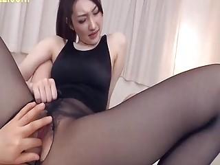 Friends slut wife wear pantyhose