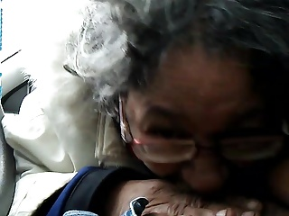 granny whore gumjob swallow