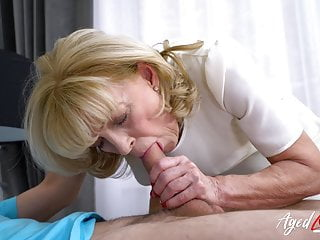 AgedLovE grannie likes Attention of ultra-kinky fellow