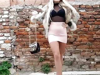 Elena- divinely bonny with the addition of despondent serbian MILF (21)