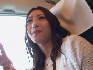 Hottest Japanese floosie Shizuka Kanno alongside distance from Cunnilalongsidegus JAV pellicle