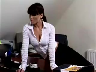 Greatest Office vid with cougars,XXL udders sequences