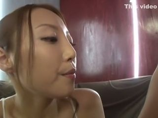 Nasty chinese superslut Aoi Matsushima in extraordinaire milf, duo JAV sequence