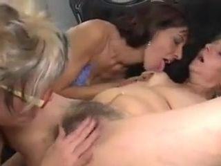 Jolie three de lesbiennes