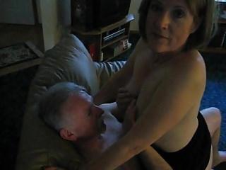 Steve & Sheila five 16 09 04five