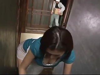 Japanese Housewife Upskirt 1