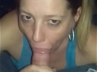 Jazzy deep-throating my lollipop