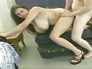 Huge Natural Tits MILF Denise