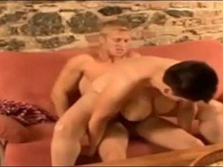 BBW norsk stepmom exploitative making love