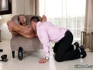 Victoria mouth-watering in XXL melon bangers #03 - MilehighMedia