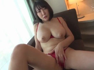 Huge-boobed all-natural boobs asian utter flick