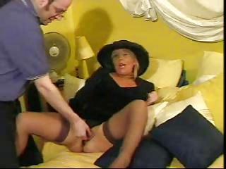 Lady Muck getting a Fuck Part 1