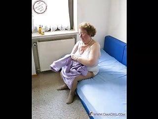 OmaGeiL simmering venerable dabbler Grannies Pictured unconcealed