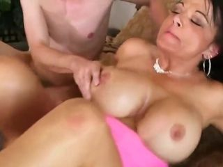 Betty funbags hotwife with junior fellow