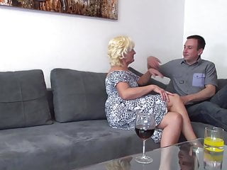Mature mom lure successful youthful son-in-law