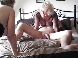 Granny Head #57 (Five Videos)
