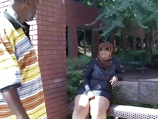 beautiful mature abony bbw gets pounded