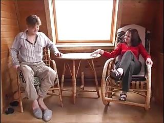 Moden Kvinde & Ung Fyr (9 - Russian Porn & Danish Title)