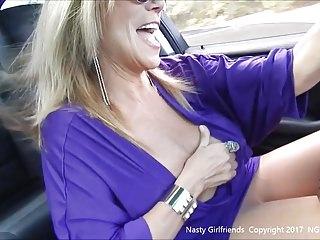 Kinky Sofia's torrid for speed