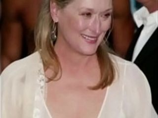 Meryl Streep graft.