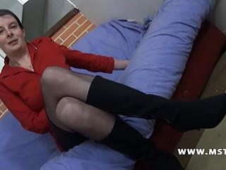 Sylvia mature passe son casting