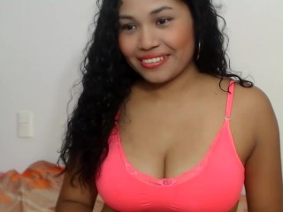 Andrea Colombian Milking Lactating Skype fake Webcam