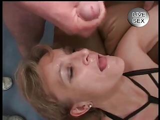 My Sexy Piercings MILG gangbang with pierced nipples pussy