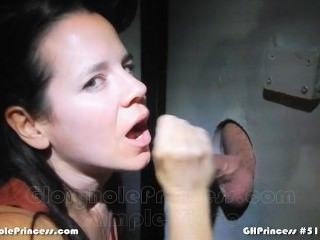 GloryholePrincess #51 Gloryhole Princess